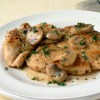 Chicken Breast in a Sweet Marsala Wine Sauce with Mushrooms