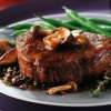 Filet Mingnon in a Madeira Wine Sauce With Mushrooms